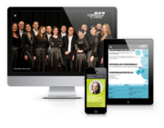 Responsive-Showcase Website A-Cappella-Festival Appenzell