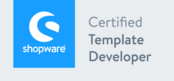 shopware certified template developer