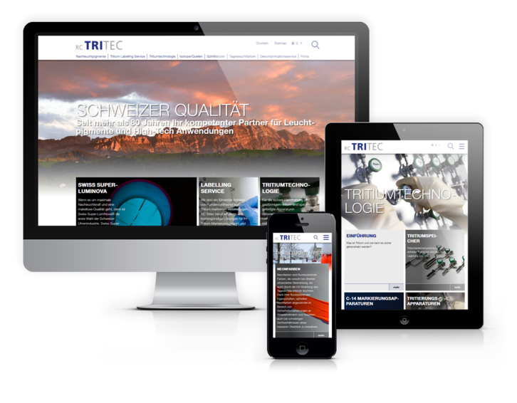 Website RC Tritec
