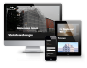 Responsive Webseite: Basecamp121