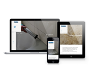 Responsive-Showcase Website Romo AG